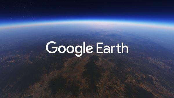 Google satélite ao vivo